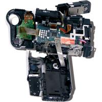 Kamera belülről - miért rossz a belső mikrofon