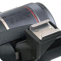 Vakupapucs - kamera mikrofonhoz