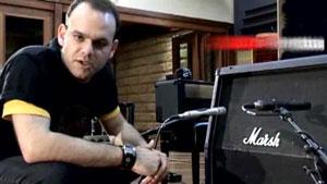 M3 Mikrofon Gitáron