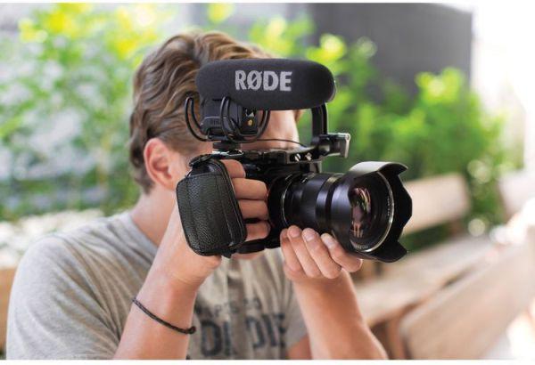 Raktáron az új RØDE Videomic Pro+ videómikrofon!
