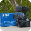 HDSLR mikrofon - HD videó képességű DSLR fényképezőkhöz