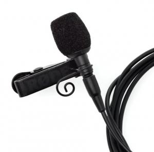Rode LAV-CLIP mikrofonfogó csipesz LAVALIER csíptetős mikrofonhoz