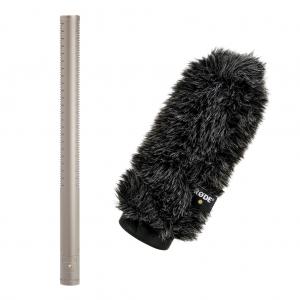 Rode NTG-3 puskamikrofon + WS7 szélfogó
