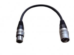 30cm XLR kábel