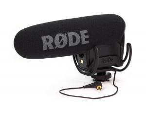 Rode VideoMic Pro Rycote professzionális szuperkardioid videomikrofon