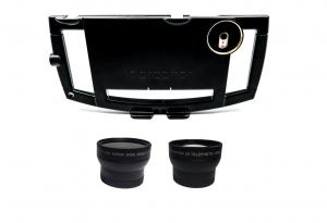 iOgrapher iPhone 6 Plus tartókeret és lencse kit