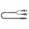 Sommer Cable Basic jack-RCA kábel 3m