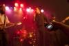 A RODE iXY koncert felvétel közben