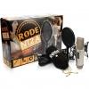 Rode NT2-A nagymembrános kondenzátor stúdió mikrofon csomag